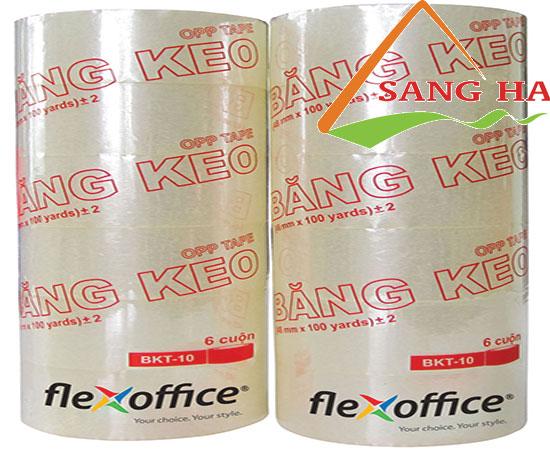 Băng keo trong OPP Thiên Long BKT-10