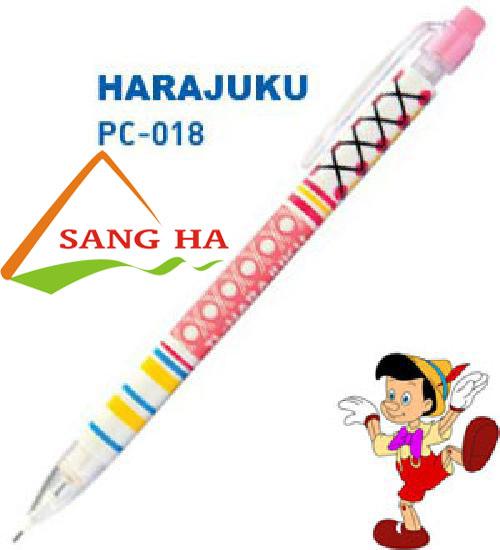 Bút chì bấm Thiên Long PC-018 Hararuku
