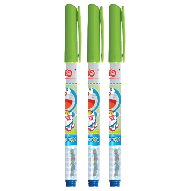 Bút lông kim rửa được Thiên Long FL08/DO
