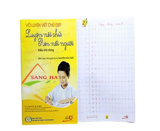 Luyện viết chữ đẹp LVCD-03 Thiên Long