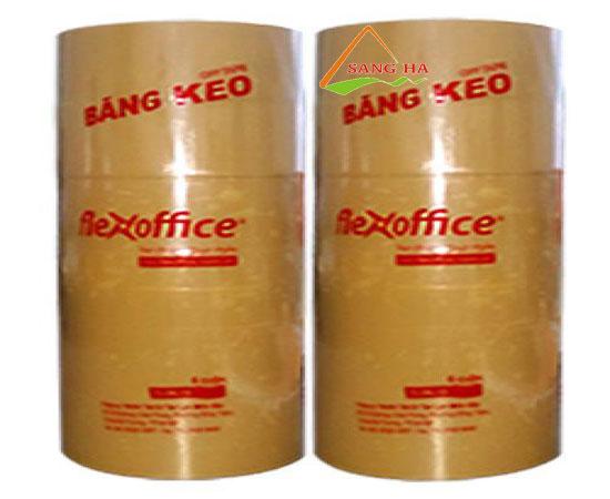 Băng keo Thiên Long OPP đục FO-BKD 04