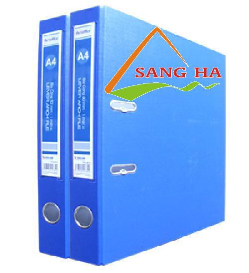 Bìa còng Thiên Long 50mm A4 / FO-LAF11 (1 mặt si)