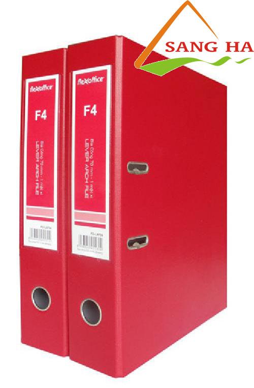 Bìa còng Thiên Long 70mm F4 / FO-LAF04 (1 mặt si)