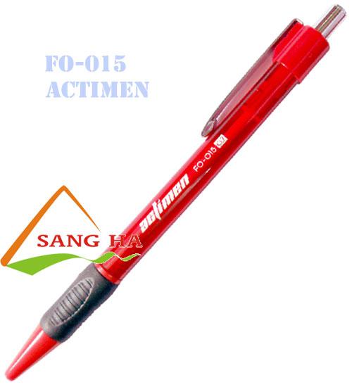 Bút bi Thiên Long Actimen FO-015/VN