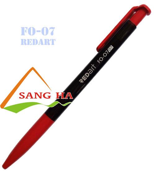 Bút bi Thiên Long Redart FO-07/VN