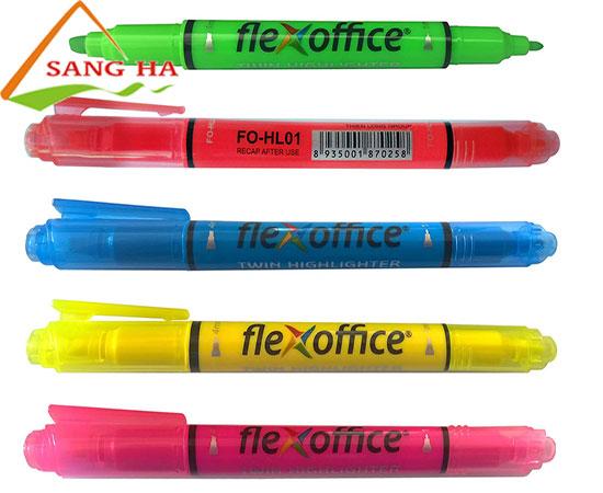 Bút dạ quang Thiên Long FO - HL01