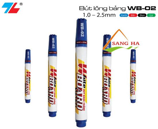 Bút lông bảng Thiên Long -WB02