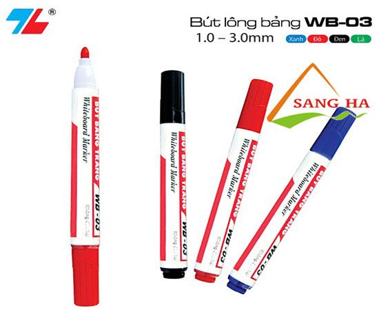 Bút lông bảng Thiên Long-WB03
