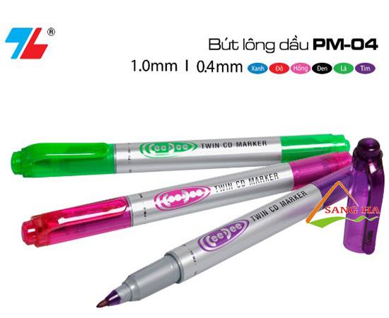 Bút lông dầu Thiên Long-PM04  CeeDee