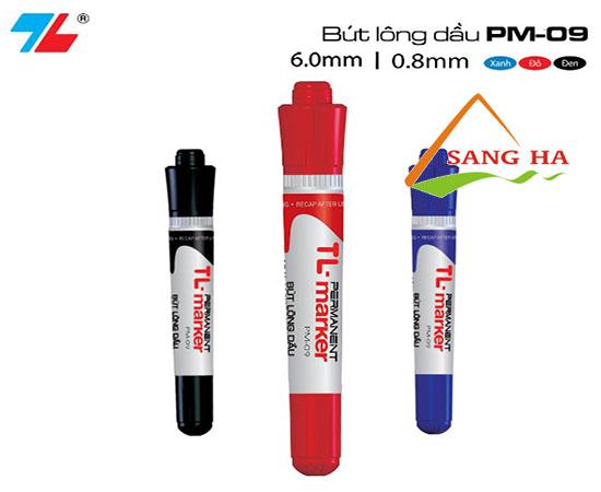 Bút lông dầu Thiên Long-PM09