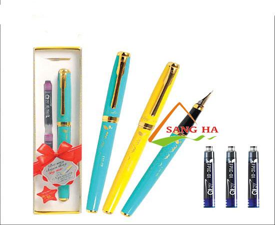 Bút máy Thiên Long FTC-02 ống mực