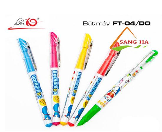 Bút máy Thiên Long Điểm 10 FT-04/DO
