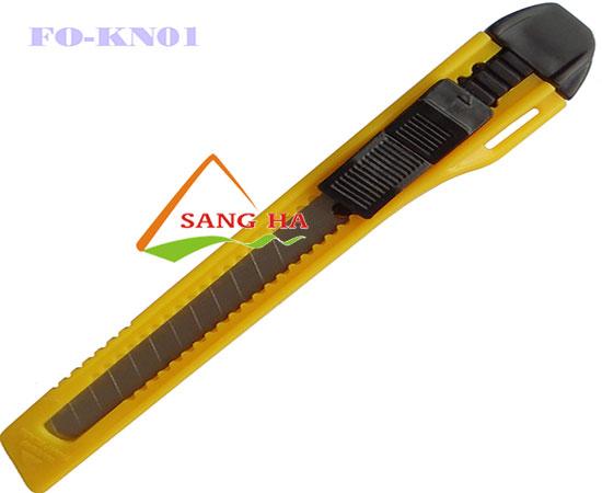 Dao rọc giấy Thiên Long FO-KN01 9mm