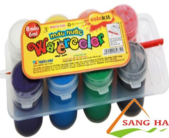 Màu nước Thiên Long WACO C06