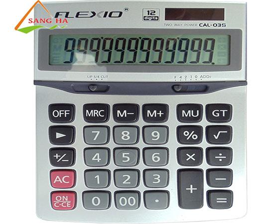 Máy tính Thiên Long FLEXIO CAL-03S