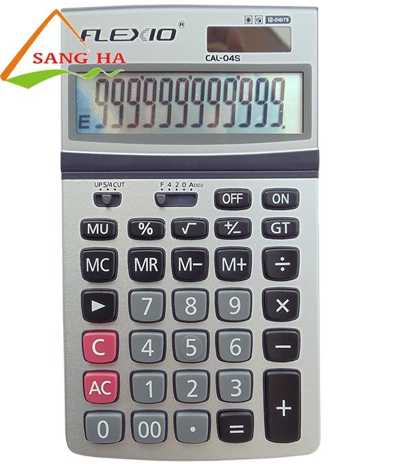 Máy tính Thiên Long FLEXIO CAL-04S