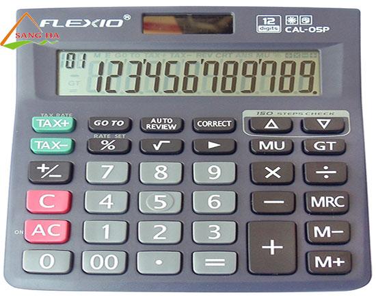 Máy tính Thiên Long FLEXIO CAL-05P