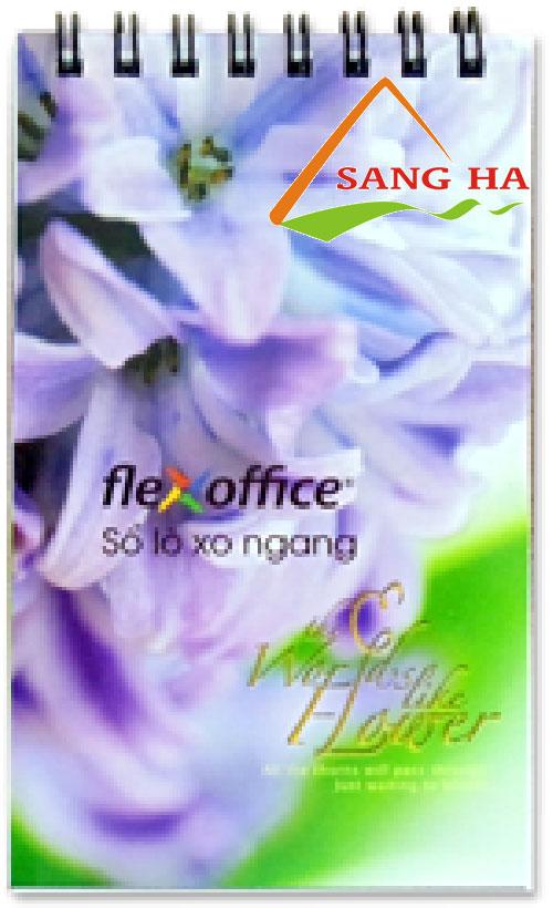 Sổ lò xo ngang Thiên Long Flexoffice MB-03