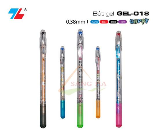 Bút Gel mực nước Thiên Long GEL018 - Canozi
