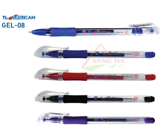 Bút Gel mực nước Thiên Long GEL08 - Sunbeam