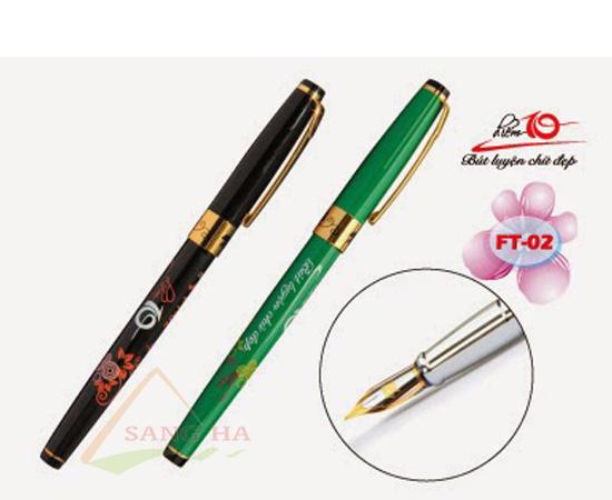 Bút máy luyện chữ Thiên Long FT-02