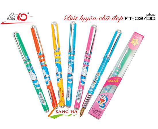 Bút máy Thiên Long FT02/DO Plus