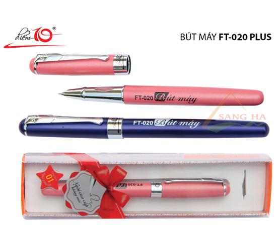 Bút máy Thiên Long Điểm 10 FT-020 Plus