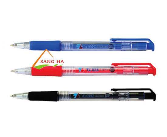 Bút bi Thiên long 025 - TL 025 Grip
